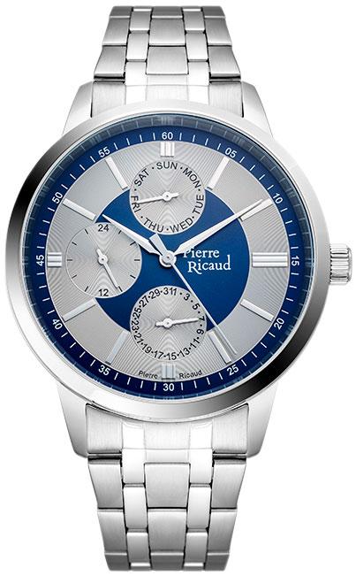 Мужские часы Pierre Ricaud P97238.5115QF