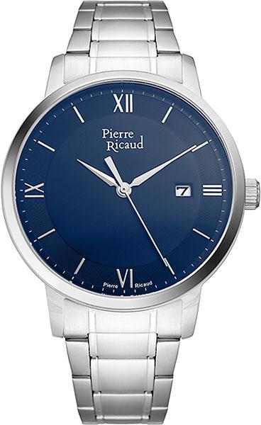 Мужские часы Pierre Ricaud P97239.5165Q мужские часы pierre ricaud p97247 5155q