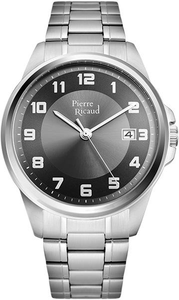 Мужские часы Pierre Ricaud P97242.5126Q цена