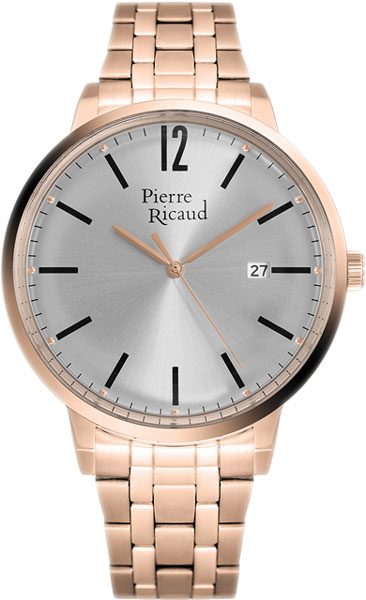 Мужские часы Pierre Ricaud P97246.91R7Q мужские часы pierre ricaud p91082 b114q