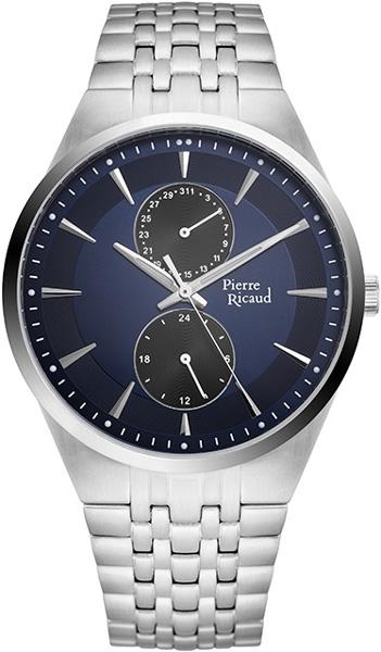 Мужские часы Pierre Ricaud P97251.5115QF
