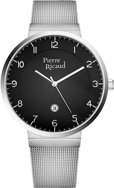 Мужские часы Pierre Ricaud P97253.5124Q мужские часы pierre ricaud p91082 b114q