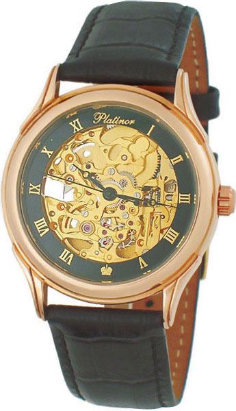 Мужские часы Platinor Rt41950.556 мужские часы platinor бостон 47700 pla47700