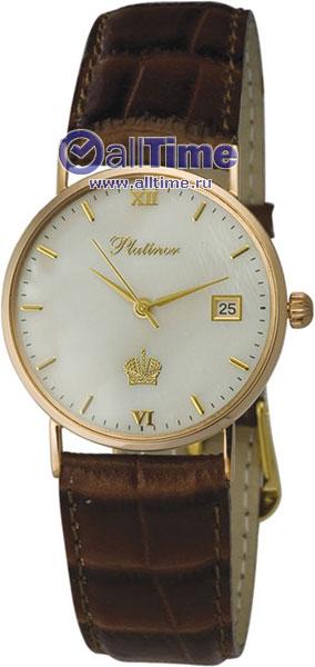 Мужские часы Platinor Rt54550.316 platinor platinor 50200 221