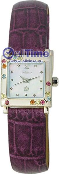 Купить Наручные часы Rt90247.316  Женские наручные золотые часы в коллекции Часы в корпусе из белого золота Platinor