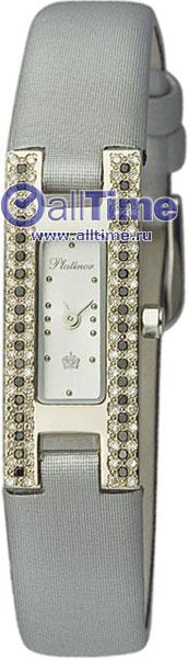 Купить Наручные часы Rt90445.201  Женские наручные золотые часы в коллекции Часы в корпусе из белого золота Platinor