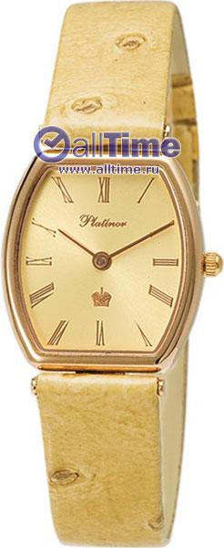 Купить Наручные часы Rt92150.415  Женские наручные золотые часы в коллекции Tonneau Platinor