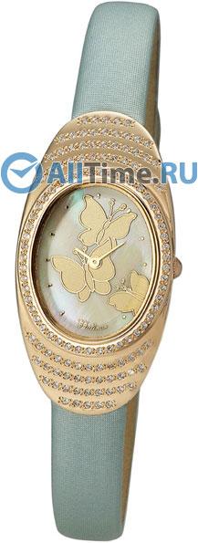 Купить Наручные часы Rt92756.336  Женские наручные золотые часы в коллекции Oval Platinor