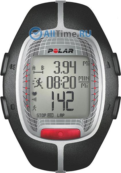 Polar (Полар) RS300XG1BLK мужские спортивные наручные часы