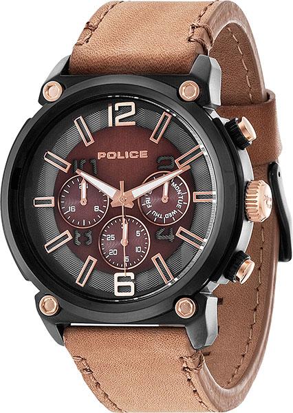 Мужские часы Police PL.14378JSB/11 цена 2017