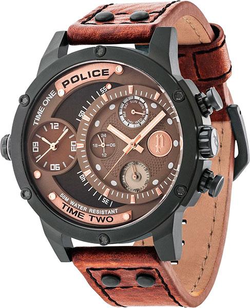 Мужские часы Police PL.14536JSB/12A police police pl 12550js 61m
