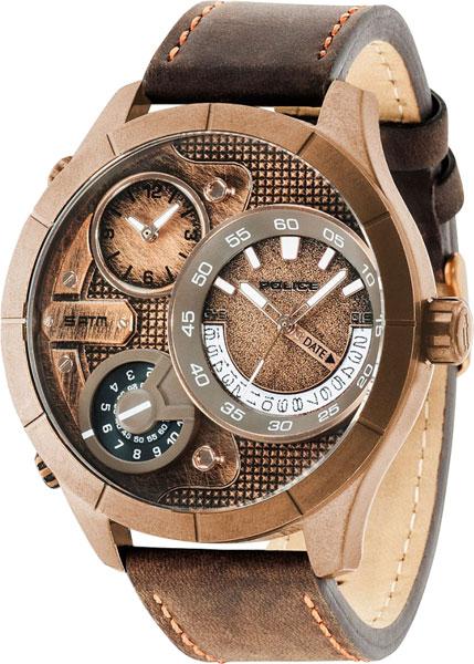 Мужские часы Police PL.14638XSQR/32 police pl 12921jsb 02m