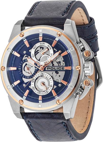 Мужские часы Police PL.14688JSTR/03 цена