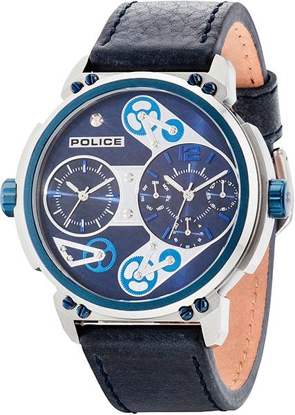 Мужские часы Police PL.14693JSTBL/03