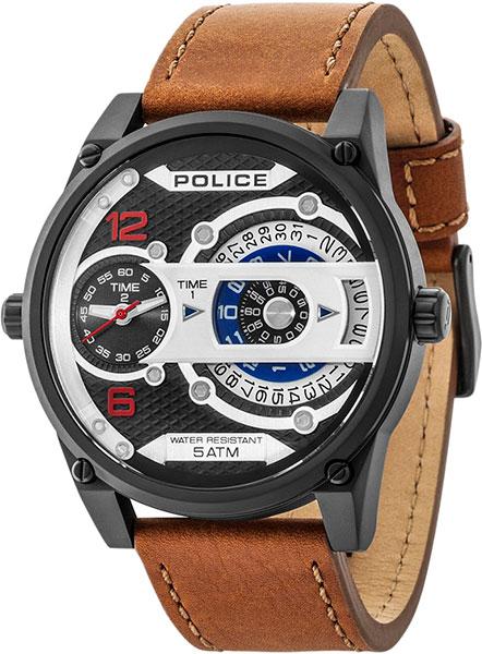 Мужские часы Police PL.14835JSB/02 police pl 12921jsb 02m