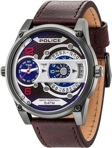 купить Мужские часы Police PL.14835JSU/12 дешево