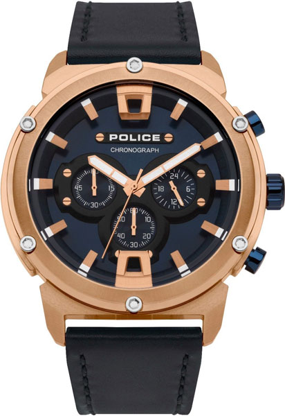 Мужские часы Police PL.15047JSR/03 все цены