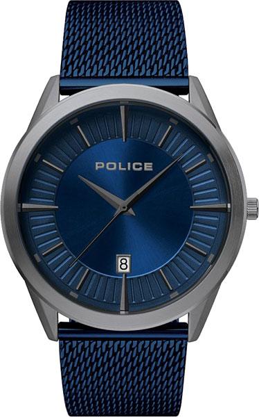 Мужские часы Police PL.15305JSU/03MM цены