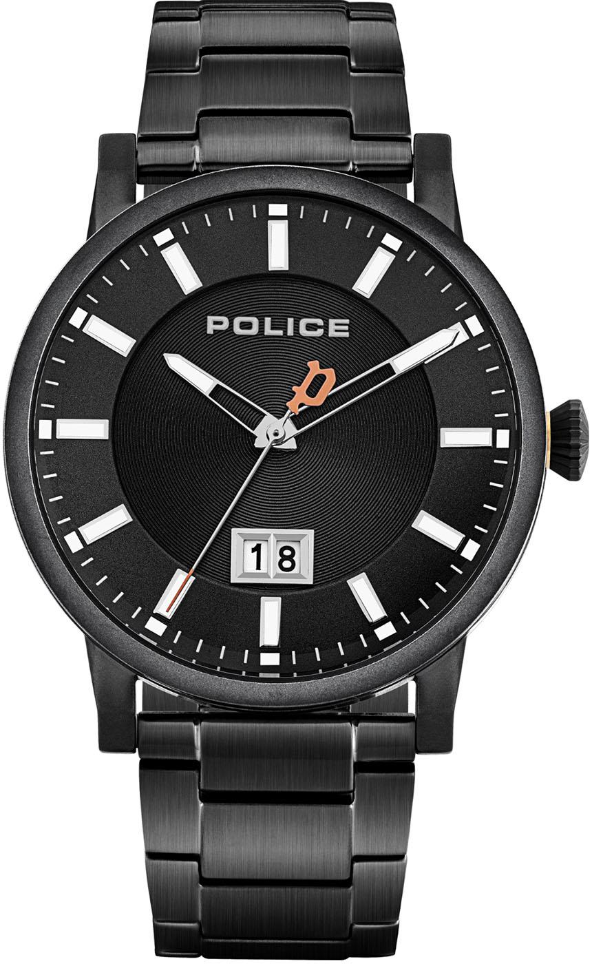 цены Мужские часы Police PL.15404JSB/02M
