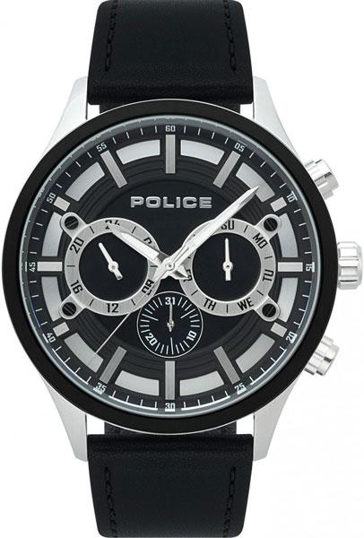 Мужские часы Police PL.15412JSTB/02 цены