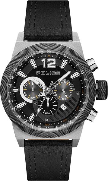 Мужские часы Police PL.15529JSTB/02 цена