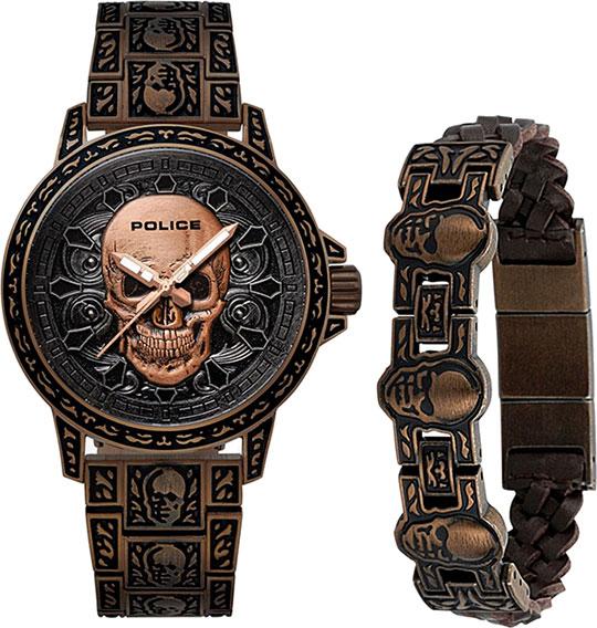 Мужские часы Police PL.15530SKQBZ-SET2 все цены