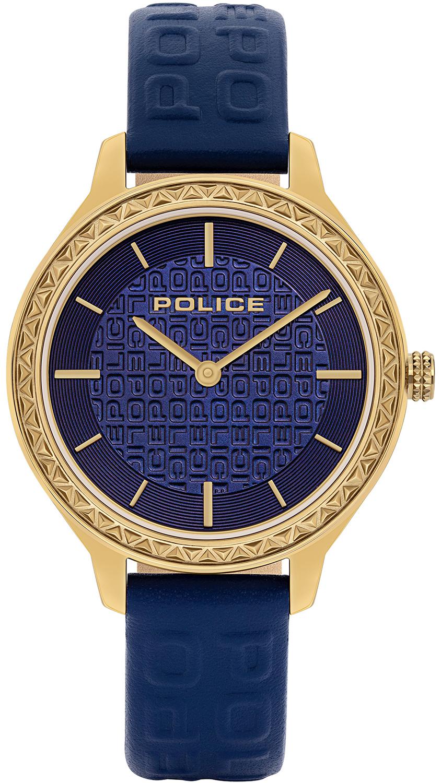 Женские часы Police PL.15689BSK/03 женские часы police pl 16035msrw 04mm