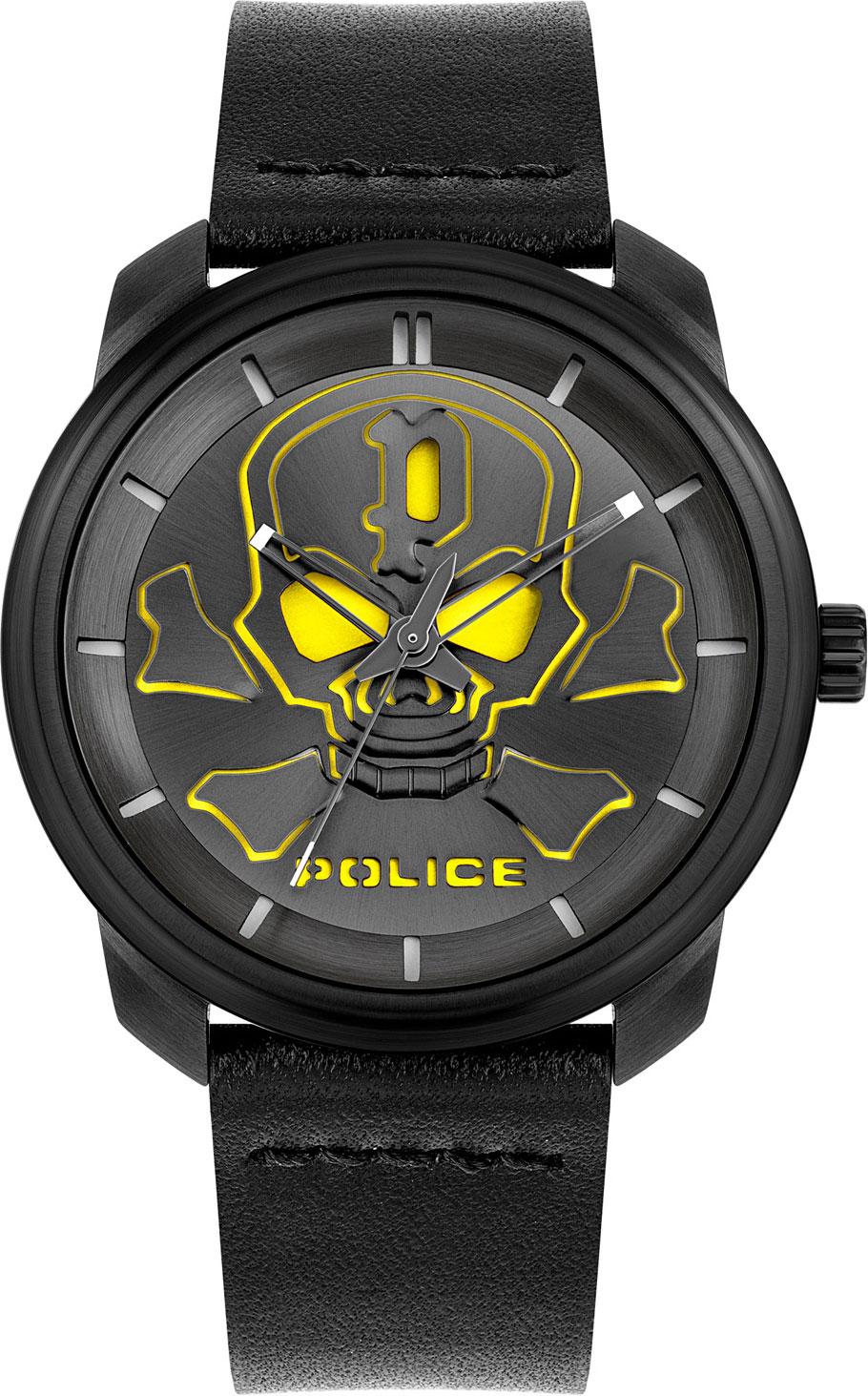 Мужские часы Police PL.15714JSB/02