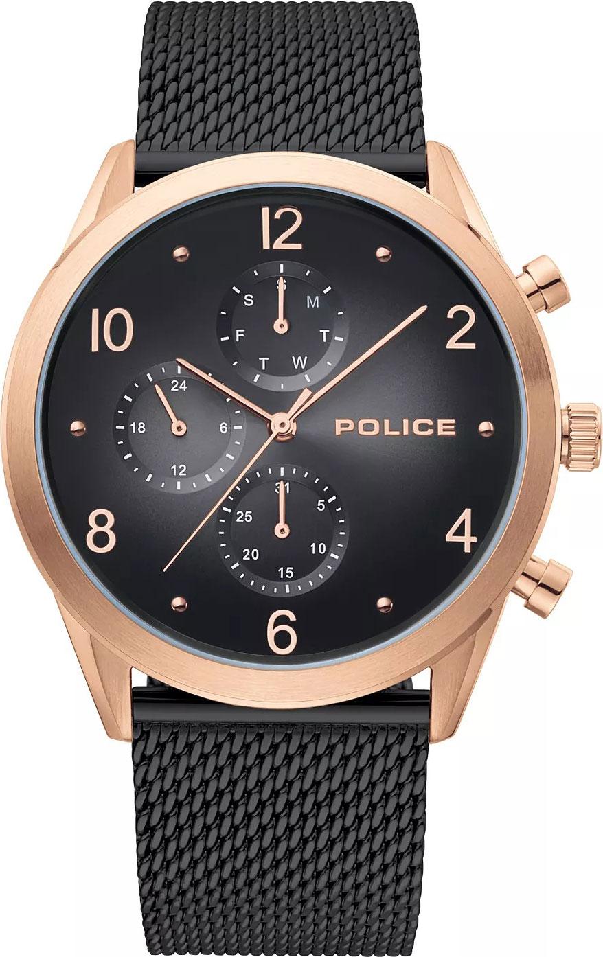 Мужские часы Police PL.15922JSR/02MMB