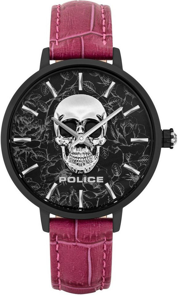 Женские часы Police PL.16032MSB/02 женские часы police pl 16035msrw 04mm