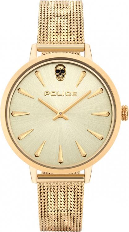 Женские часы Police PL.16035MSG/22MM