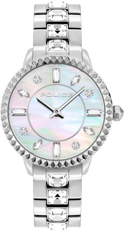Женские часы Police PL.16036BS/28M женские часы police pl 16035msrw 04mm