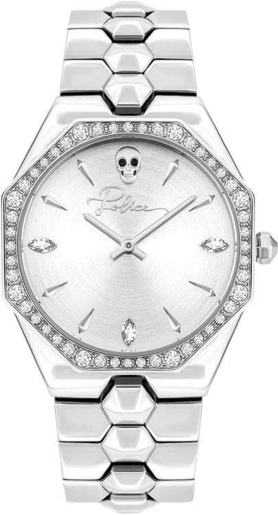 Женские часы Police PL.16038BS/04M женские часы police pl 16035msrw 04mm