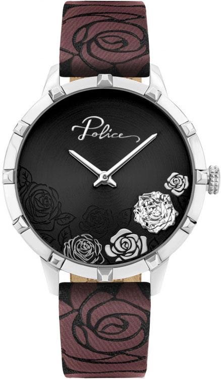 Женские часы Police PL.16040MS/02 женские часы police pl 16035msrw 04mm