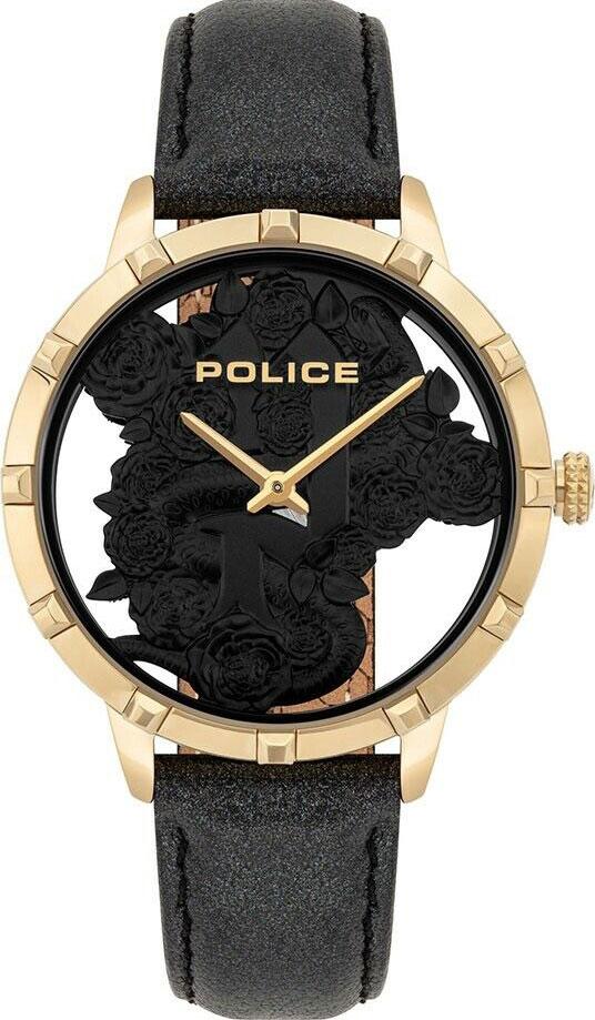 Женские часы Police PL.16041MSG/02 женские часы police pl 16035msrw 04mm