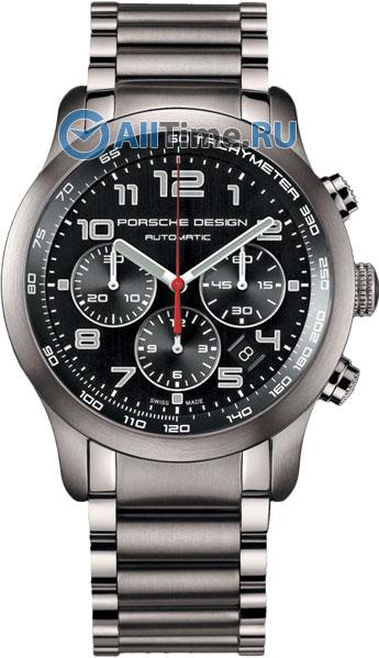 Мужские наручные швейцарские часы Porsche Design PD-6612.11.44.0247