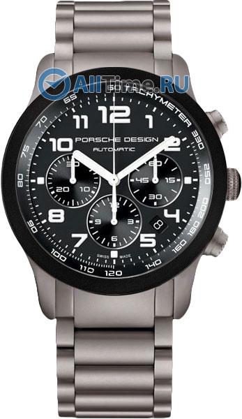 Мужские наручные швейцарские часы Porsche Design PD-6612.15.47.0245