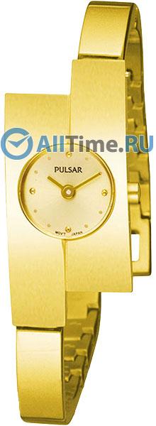 Женские часы Pulsar PEGD52X1 pulsar японские наручные мужские часы pulsar ps9117x1 коллекция on the go