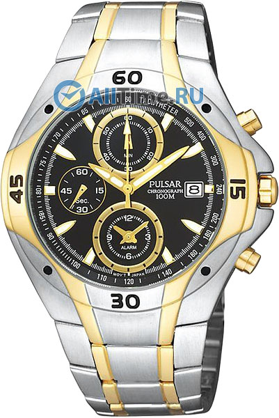 Мужские часы Pulsar PF3950X1 pulsar японские наручные мужские часы pulsar ps9117x1 коллекция on the go