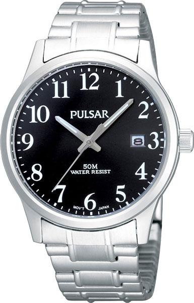 Мужские часы Pulsar PS9017X1 pulsar японские наручные мужские часы pulsar ps9117x1 коллекция on the go