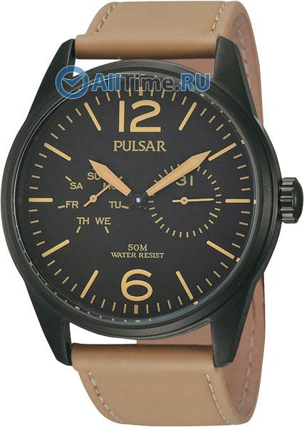 Pulsar Часы Pulsar PT3243X1. Коллекция On The Go