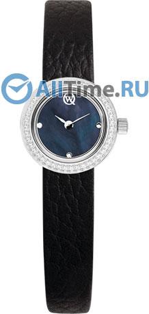 Купить Наручные часы 6060.06.02.9.90A  Женские серебряные часы в коллекции WillQwill - часы-трансформер Qwill серебряные
