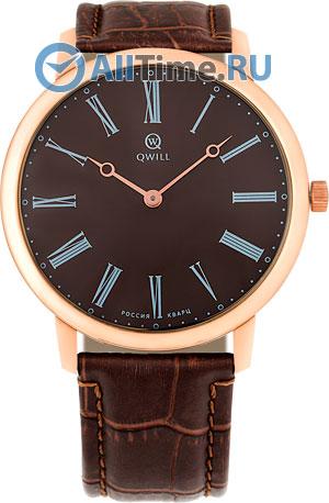 Мужские часы Qwill 6000.01.01.1.61A