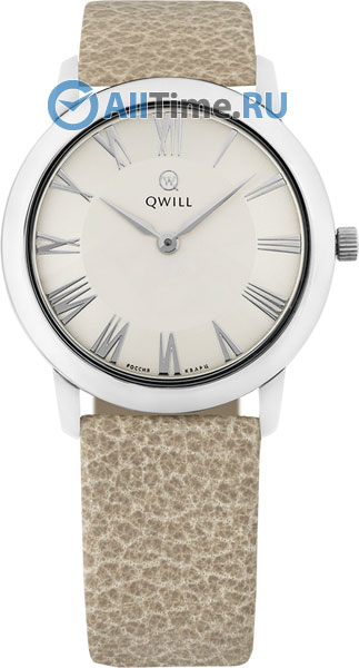 Женские часы Qwill 6050.01.04.9.21A qwill qwill 6001 01 02 1 51a