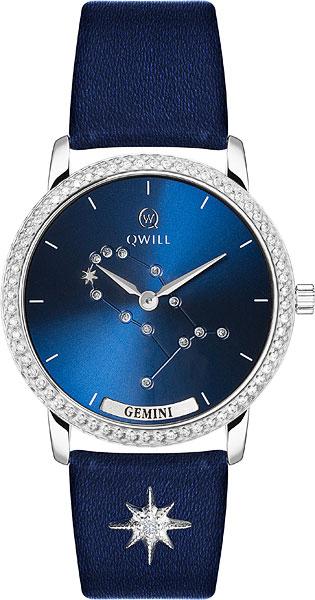 Женские часы Qwill 6050.05.14.9.96C женские часы qwill classic 6053 00 00 1 26a