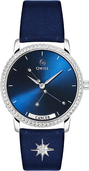 Женские часы Qwill 6050.05.14.9.96D женские часы qwill classic 6053 00 00 1 26a
