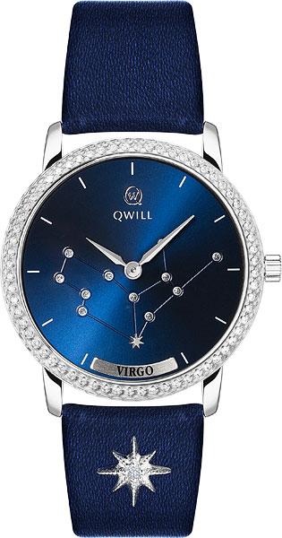 Женские часы Qwill 6050.05.14.9.96F женские часы qwill 6053 00 00 9 23a