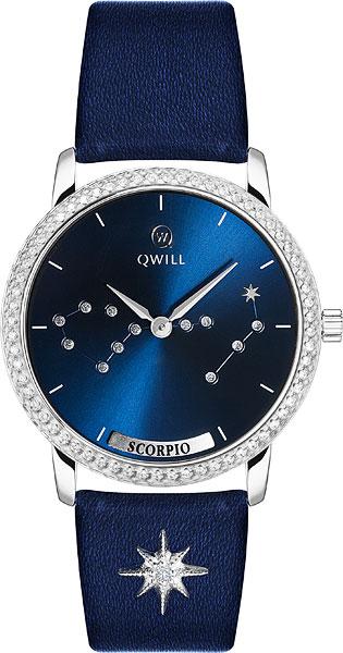 Женские часы Qwill 6050.05.14.9.96H женские часы qwill classic 6053 00 00 1 26a