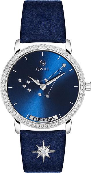 Женские часы Qwill 6050.05.14.9.96J женские часы qwill classic 6053 00 00 1 26a