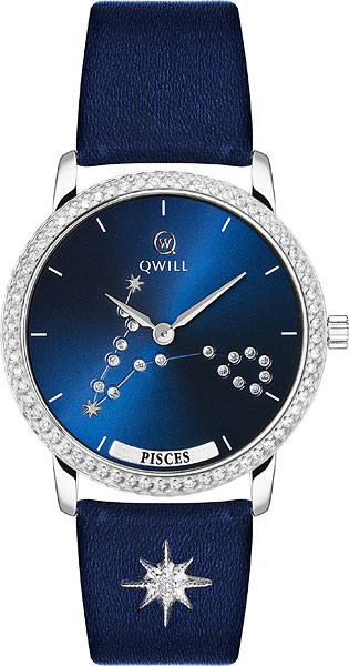 цены  Женские часы Qwill 6050.05.14.9.96K